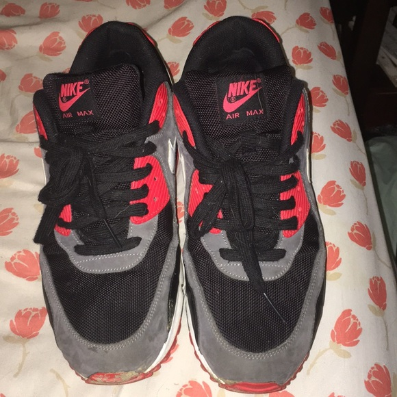Nike Shoes | Air Max 90 Infrared Reverse | Poshmark